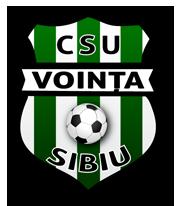 CSU Voința Sibiu association football club