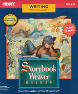 Storybook Weaver Deluxe software (1994 release) box art