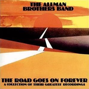 ผลการค้นหารูปภาพสำหรับ the allman brothers band the road goes on forever