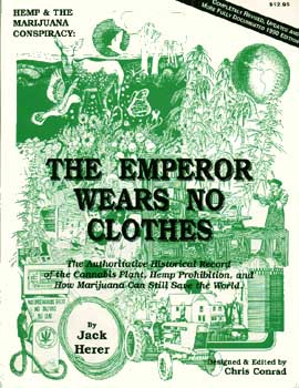 Picture of a book: The Emperor Wears No Clothes