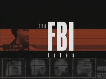 Picture of a TV show: The Fbi Files
