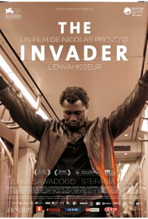 The Invader (2011 film) film poster.jpg