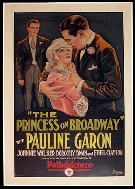The girl he didn/'t buy Pauline Garon 1928 movie poster