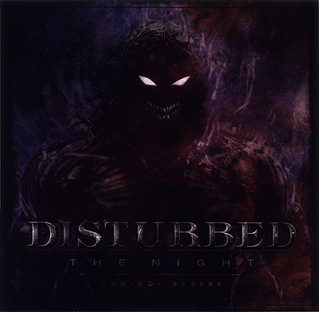 The Night (Disturbed song) single by Disturbed