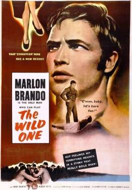 The Wild One med Marlon Brando