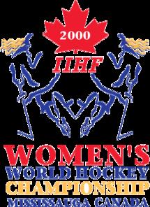 2000 IIHF Womens World Championship