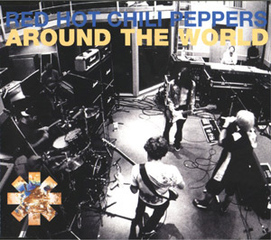 Around the World (Red Hot Chili Peppers song) 1999 song by Red Hot Chili Peppers
