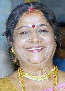 B. V. Radha Indian film actress