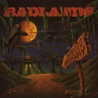 <i>Voodoo Highway</i> 1991 studio album by Badlands
