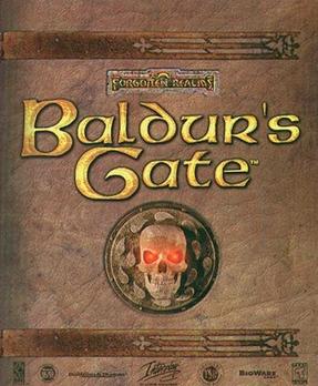 Image result for Baldur's gate