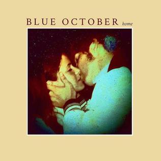 <i>Home</i> (Blue October album) 2016 studio album by Blue October