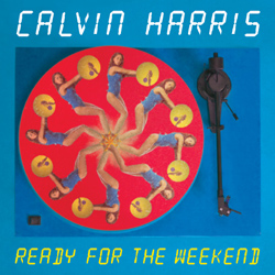 Calvin Harris — Ready for the Weekend (studio acapella)