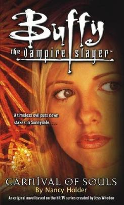 Libros y Novelas de Buffy Cazavampiros en español Carnival_of_Souls_(Buffy_Novel)