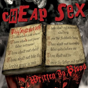 cheap sex written in blood