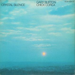 <i>Crystal Silence</i> 1973 studio album by Chick Corea