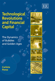 Cover for the book Technological Revolutions and Financial Capital by Carlota Perez.jpg