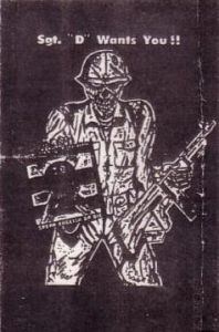 <i>Crab Society North</i> 1985 demo album by Stormtroopers of Death
