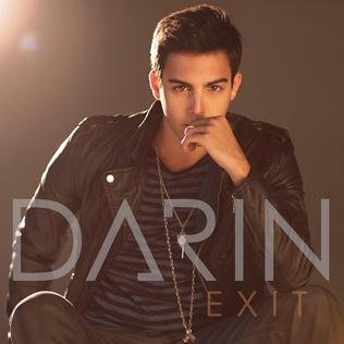 <i>Exit</i> (Darin album) 2013 studio album by Darin