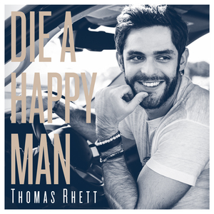 Thomas Rhett - Die a Happy Man (studio acapella)