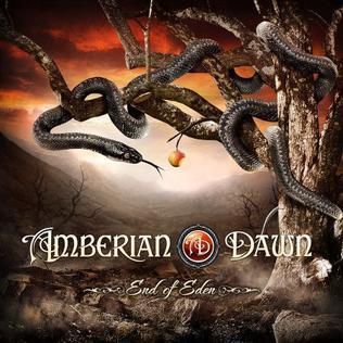<i>End of Eden</i> 2010 studio album by Amberian Dawn