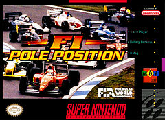 Super Nintendo Racing Game With Upgradeable Car
