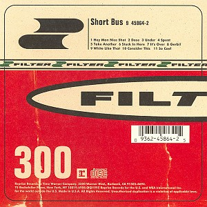 <i>Short Bus</i> (album) 1995 studio album by Filter