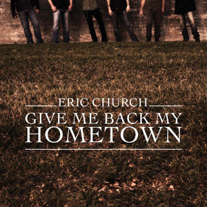 Eric Church - Give Me Back My Hometown (studio acapella)