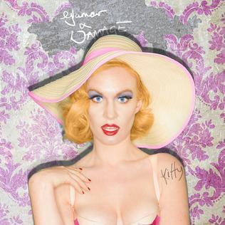 <i>Glamour and Damage</i> 2014 studio album by Kitty Brucknell