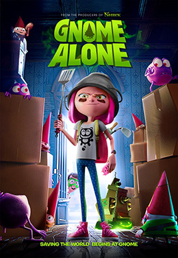 Picture of a movie: Gnome Alone