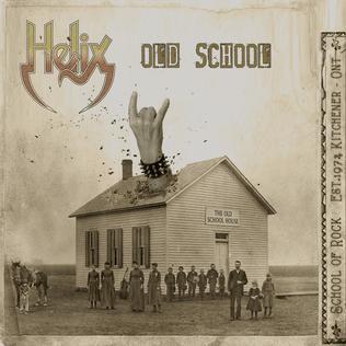 <i>Old School</i> (Helix album) 2019 studio album by Helix