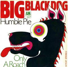 Big Black Dog 1970 single by Humble Pie