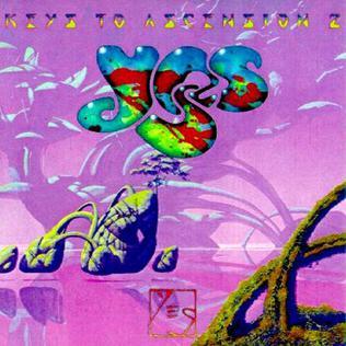 <i>Keys to Ascension 2</i> 1997 live album / studio album by Yes