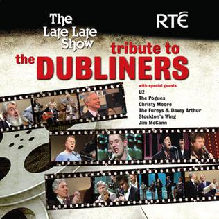 <i>The Late Late Show Tribute to The Dubliners</i> 1987 live album by The Dubliners