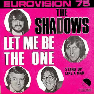 Let Me Be the One (The Shadows song) - Wikipedia
