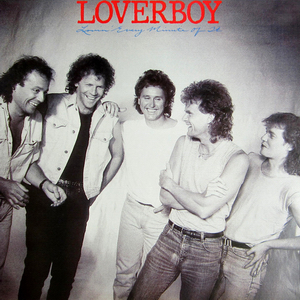 <i>Lovin Every Minute of It</i> 1985 studio album by Loverboy