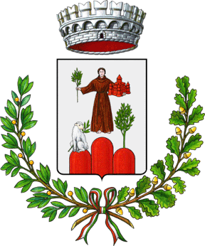 Coat of arms of Monte Vidon Corrado