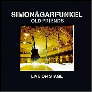 <i>Old Friends: Live on Stage</i> live album by Simon & Garfunkel
