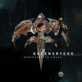 <i>Dedicated to Chaos</i> 2011 studio album by Queensrÿche