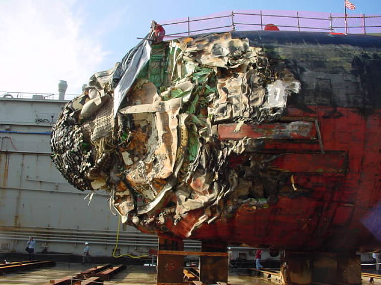 File Ssn 711 Damages 02 Jpg Wikipedia