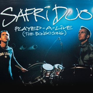 safri duo played a live the bongo song
