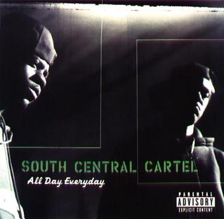 <i>All Day Everyday</i> 1997 studio album by South Central Cartel