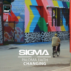 Sigma featuring Paloma Faith — Changing (studio acapella)