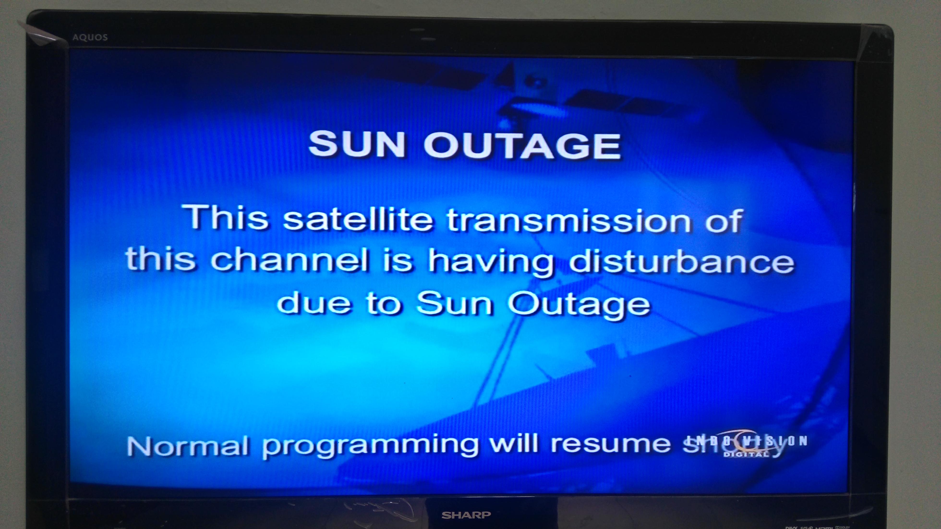 Sun outage - Wikipedia
