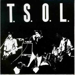 <i>T.S.O.L.</i> (EP) 1981 EP by T.S.O.L.
