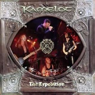 <i>The Expedition</i> live album by Kamelot