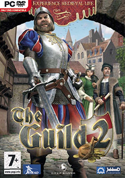 Picture of a game: The Guild 2: Renaissance
