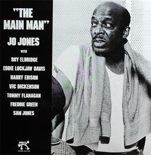<i>The Main Man</i> 1977 studio album by Jo Jones