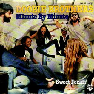 Minute by Minute (The Doobie Brothers song) single by The Doobie Brothers