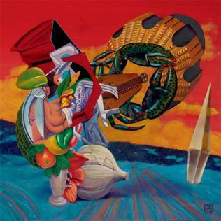 <i>Octahedron</i> (album) 2009 studio album by The Mars Volta