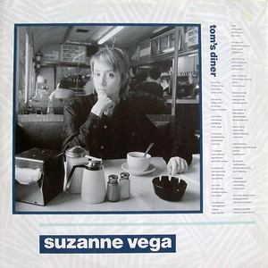 Toms Diner song by Suzanne Vega